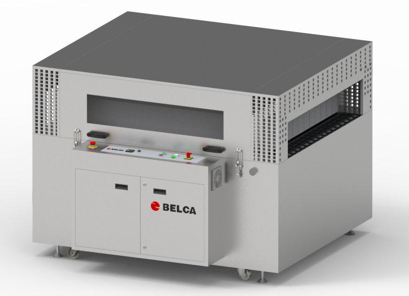 TUNEL CTMDCA 1200 INOX