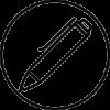 Aplicaciones: material de oficina, escritura, escolar