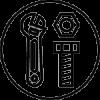 Aplicaciones: ferretería, herramientas